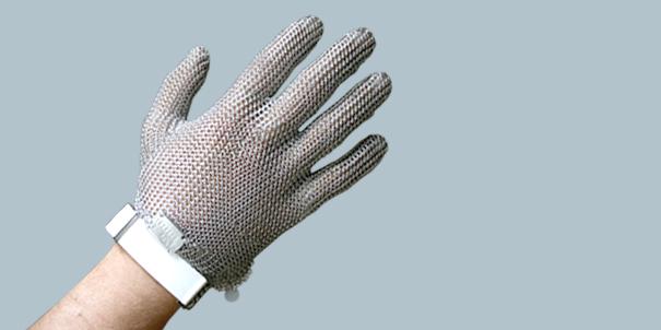Metal Mesh Gloves Schlachthausfreund